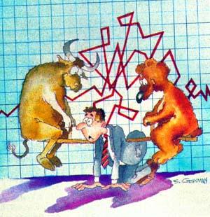 Кто такие быки и медведи на рынке форекс?