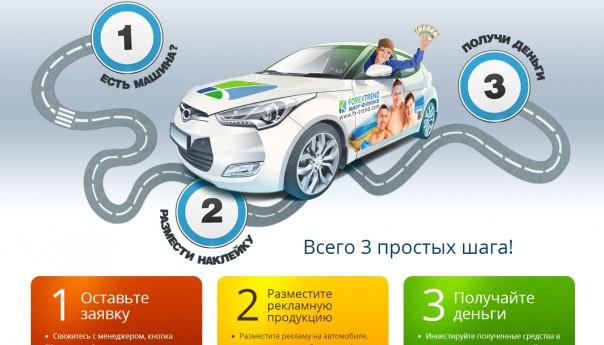 Акция для автомобилистов от компании Forex Trend