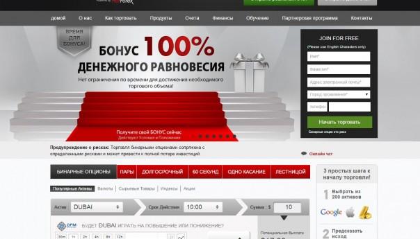 Бинарные опционы Optiontrade отзывы