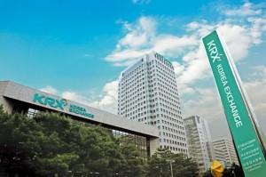 Корейская фондовая биржа KRX
